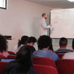 Masterclass en Conservatorio Nacional de Música de Quito
