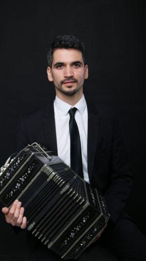 Damian Foretic - Bandoneón