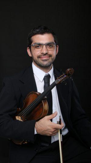 Guillermo Olguin - Violín